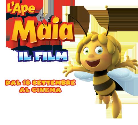 Il film dell'Ape Maia